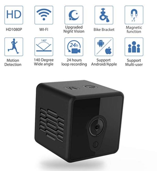 mini camera spy