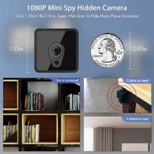 mini camera spy wifi