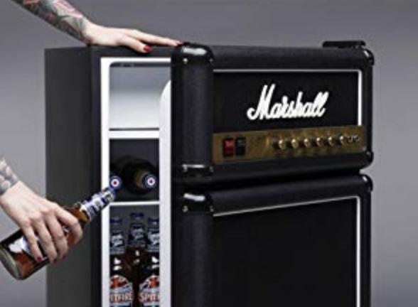 Marshall Compact Refrigerator 2019