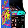 Mrs Pac-man arcade game