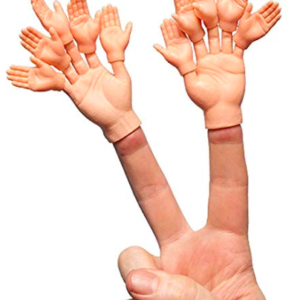 finger hands on finger hands
