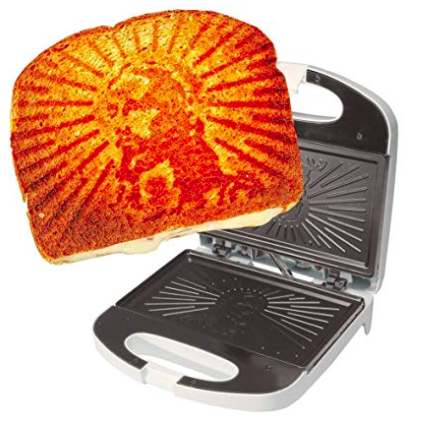 cheesus christ grilled cheese maker