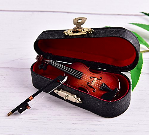 the worlds smallest violin