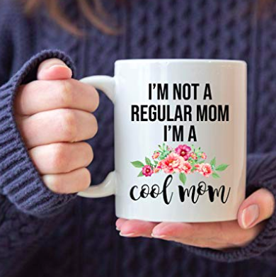 I'm a cool mom mean girl