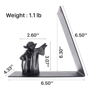yoda force bookend