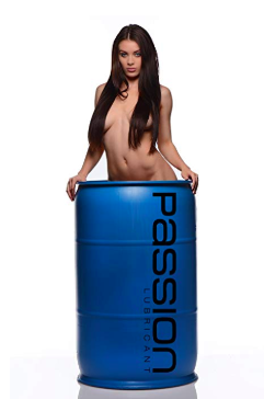 prime 55 gallon drum of lube
