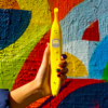 banana phone handset