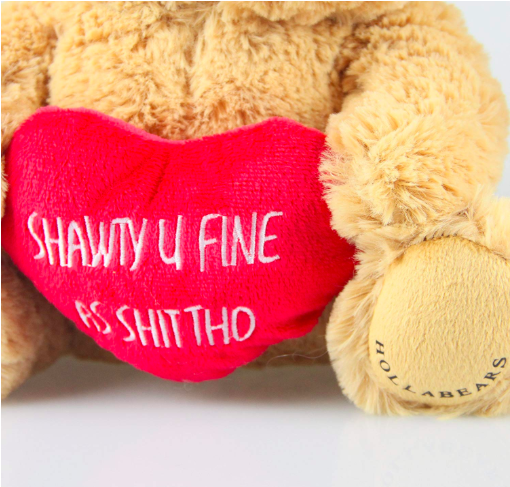 Shawty U Fine Bear