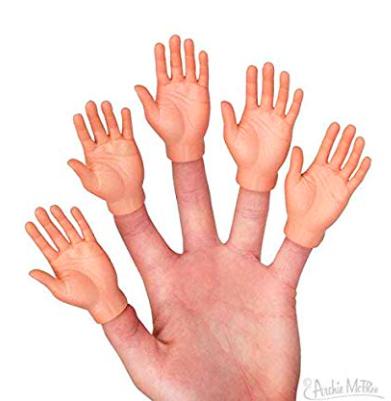 little finger hands