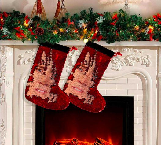 nicolas cage christmas stockings
