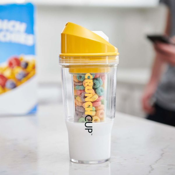 Crunch Cup Cereal on the Go