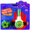confetti high five