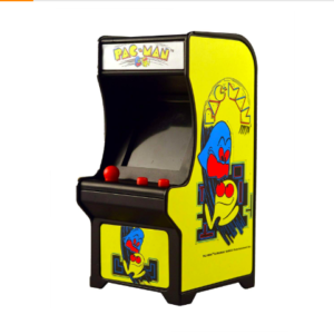 pacman mini arcade game