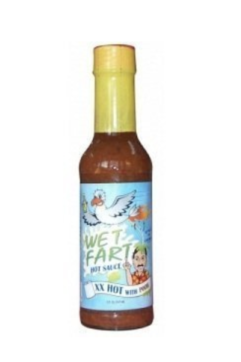 useless hot sauce