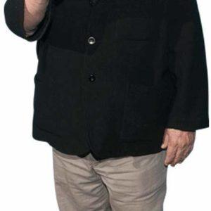 Cutout of Danny DeVito