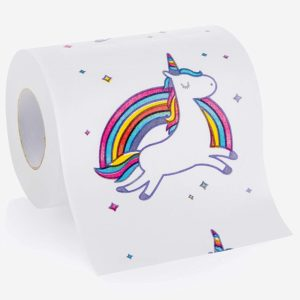 unicorn toilet paper roll