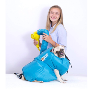dog dryer bag